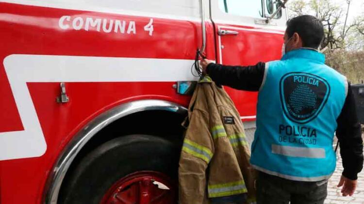 Cuartel ilegal de bomberos en Barracas: Los detenidos fueron condenados
