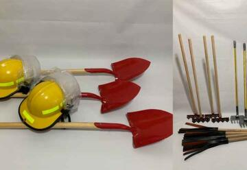Bomberos de Córdoba adquirieron equipamiento para incendios forestales