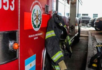 Abrió la convocatoria para el ingreso de bomberos zapadores