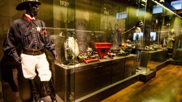 Museo de Bomberos reabrió sus puertas de forma presencial