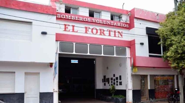 Bomberos Voluntarios de El Fortín formarán a chicos en prevención