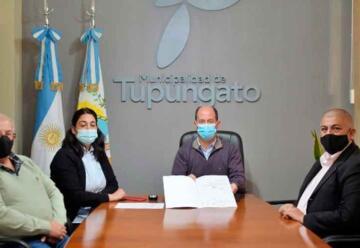 Bomberos Voluntarios de Tupungato ya puede asistir emergencias