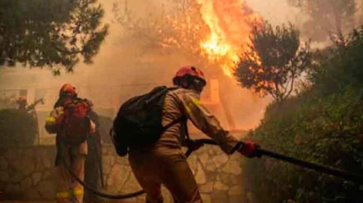 Incendios: dos de los cuatro imputados son bomberos voluntarios