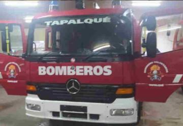 Bomberos de Tapalqué acaba de adquirir un nuevo autobomba