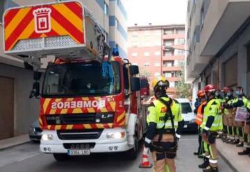 Los Bomberos de Soria estrenan una autoescala de 30 metros
