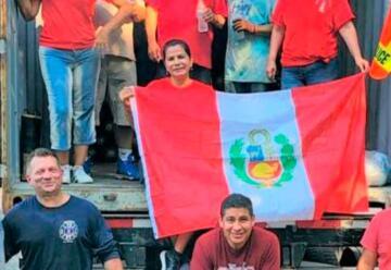 Donan en Estados Unidos equipos para bomberos del Perú