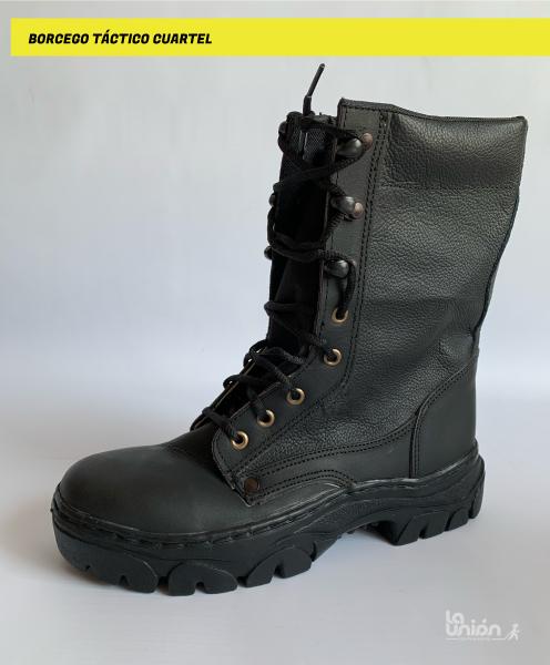 Se lanza línea de calzado con certificación internacional para uso bomberil