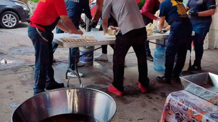 Bomberos de Córdoba venderá churros para recaudar fondos