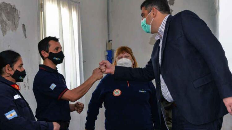 Bomberos de Catriló tendrán una autobomba forestal