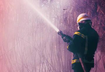 Inforest celebra 20 años gestionando fuegos