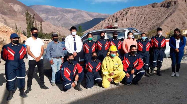 Donaron un terreno donde se construirá el primer destacamento de bomberos