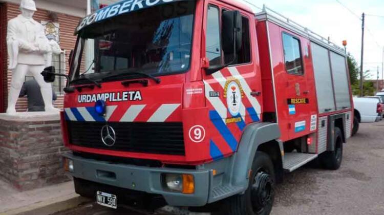 Bomberos Voluntarios de Saavedra con nuevas unidades