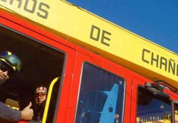 Bomberos de Chañaral continúa con sus labores a pesar de no tener cuartel