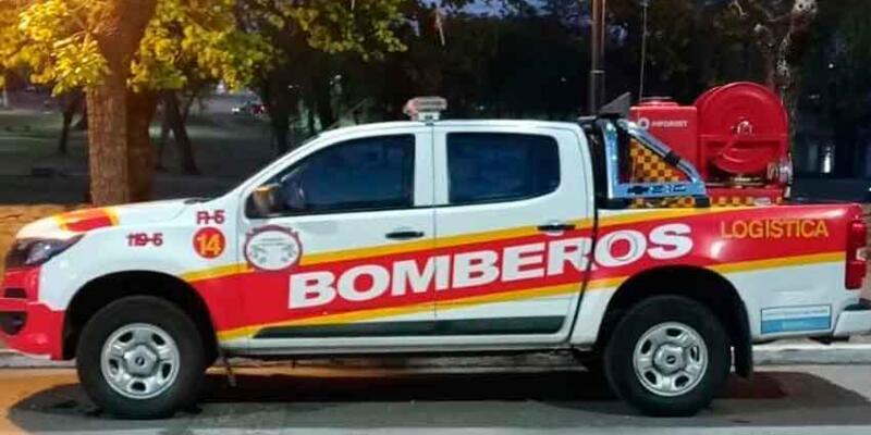 Bomberos de Alcira adquirió un equipo de ataque rápido Inforest