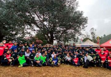 Grupo USAR de bomberos acaba de acreditarse como Grupo Mediano Col20 Pasto