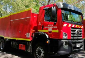 Tercera Compañía de Bomberos de Llolleo tendrá nuevo camión aljibe
